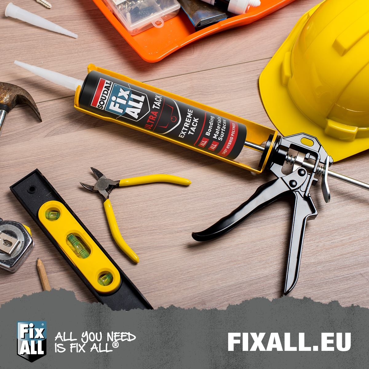 All you need is Fix ALL®